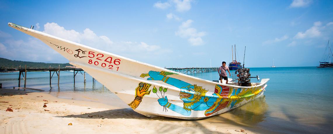 Thailand Reiseblog: Ko Samui Beach © PhotoTravelNomads.com