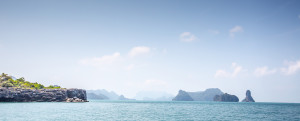 Panorama: Angthong National Marine Park