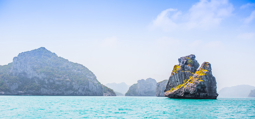 @ PhotoTravelNomads - Asien - Thailand - Angthong National Marine Park