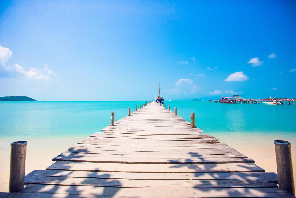 © PhotoTravelNomads - Asien - Thailand - Big Buddha Beach auf Ko Samui