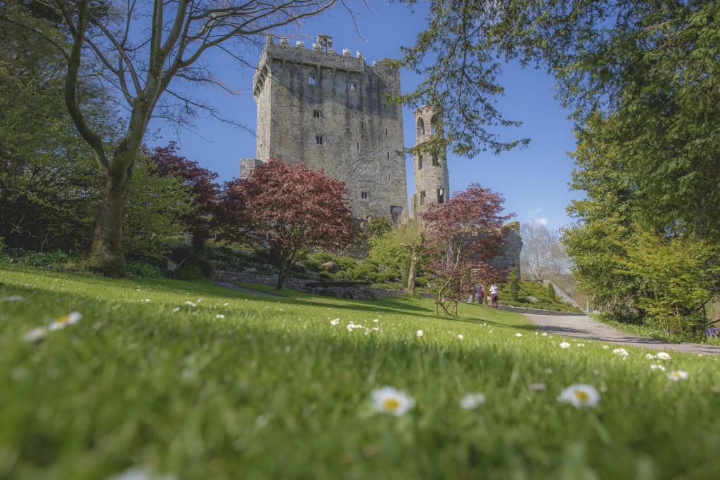 Top10 Sehenswürdigkeiten in Irland - Blarney Castle © PhotoTravelNomads.com