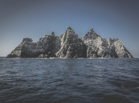 Irland Reiseblog: Skellig Islands - Star Wars 7 © PhotoTravelNomads.com
