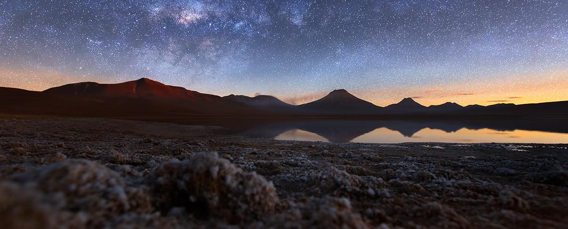 Chile Reiseblog: Vulkanwanderung zum Vulkan Lascar in San Pedro de Atacama © PhotoTravelNomads.com