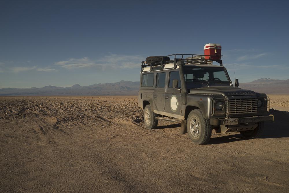 Land Rover Defender Tour mit Grado10 in San Pedro de Atacama - Chile Reiseblog ©PhotoTravelNomads.com