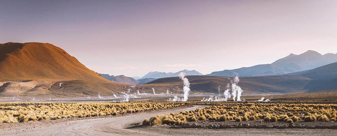 Chile Reiseblog: Geyser del Tatio in San Pedro de Atacama ©PhotoTravelNomads.com