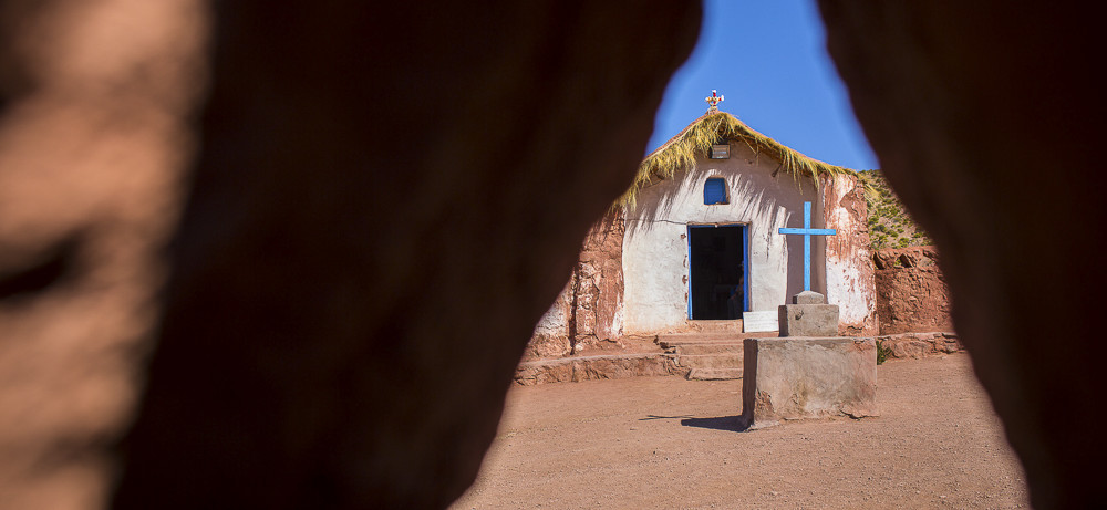 Machuca Church in San Pedro de Atacama - Chile Reiseblog © PhotoTravelNomads.com
