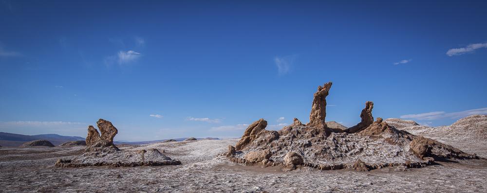 Tres Marias - Die Drei Marias und Pacman in San Pedro de Atacama Chile ©PhotoTravelNomads.com