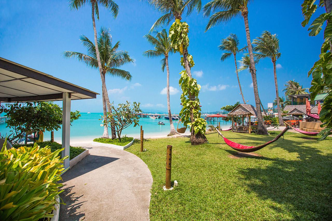 Samui Pier Beach Front Resort auf Koh Samui