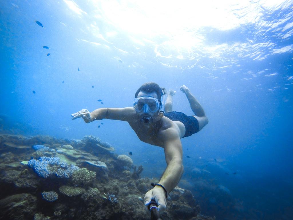 Schnorcheln auf Waya Island am Octopus Resort ©PhotoTravelNomads.com