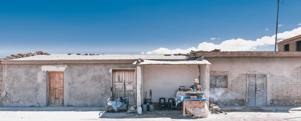 Straßenküche in Bolivien © PhotoTravelNomads.com