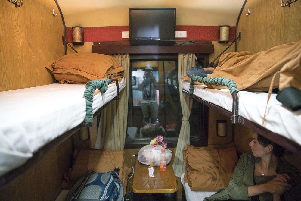 Vietnam Reiseblog: Softsleeper Train S20 ©PhotoTravelNomads.com