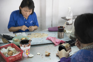 Vietnam Reiseblog: Agent Orange Workshop © PhotoTravelNomads.com
