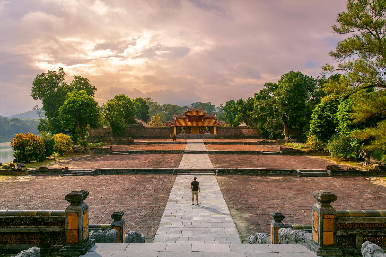 Vietnam Reiseblog: Minh Mang in Hue ©PhotoTravelNomads.com