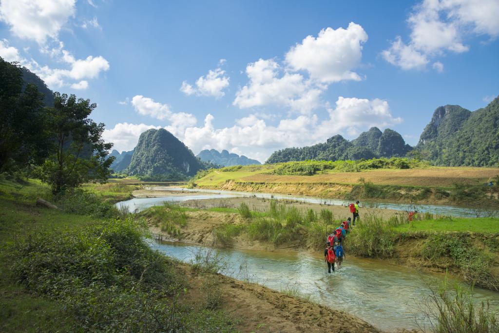 Oxalis Son Doong Cave Tour oder Tu Lan Cave Tour ? Unser Höhlentour Reisebericht aus Phong Nha (Vietnam) ©PhotoTravelNomads.com