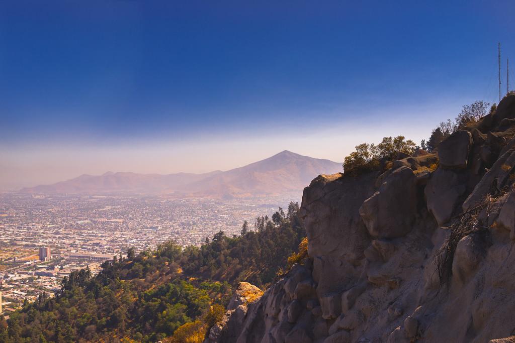 Cerro San Cristobal in Santiago (Chile) © PhotoTravelNomads.com