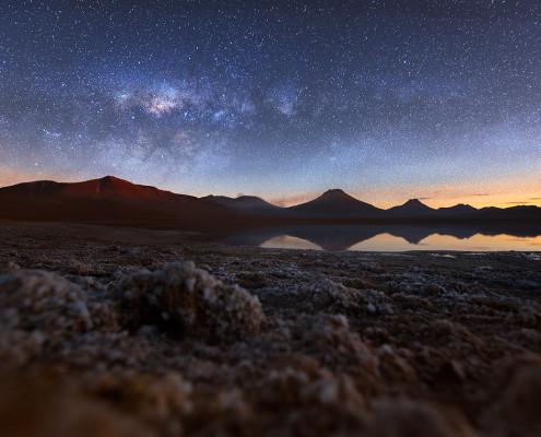 Vulkan Lascar Vulkanwanderung  Vulkanausbruch © PhotoTravelNomads.com