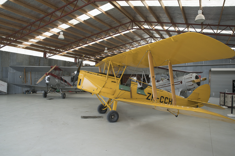 Learn to Fly NZ Hangar - Wanaka Flight Trial Flight ©PhotoTravelNomads.com