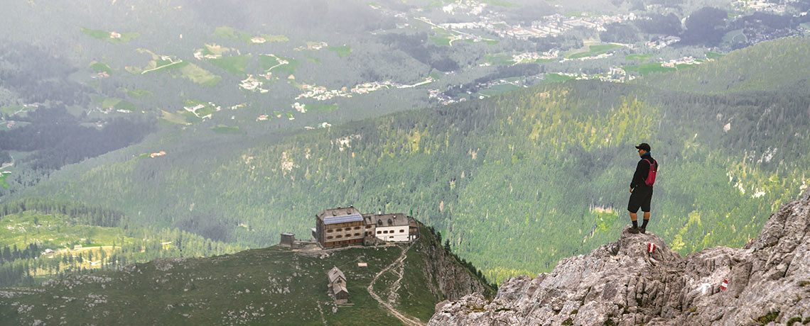Wanderung Watzmann Watzmannhaus nahe Hocheck ©phototravelnomads.com