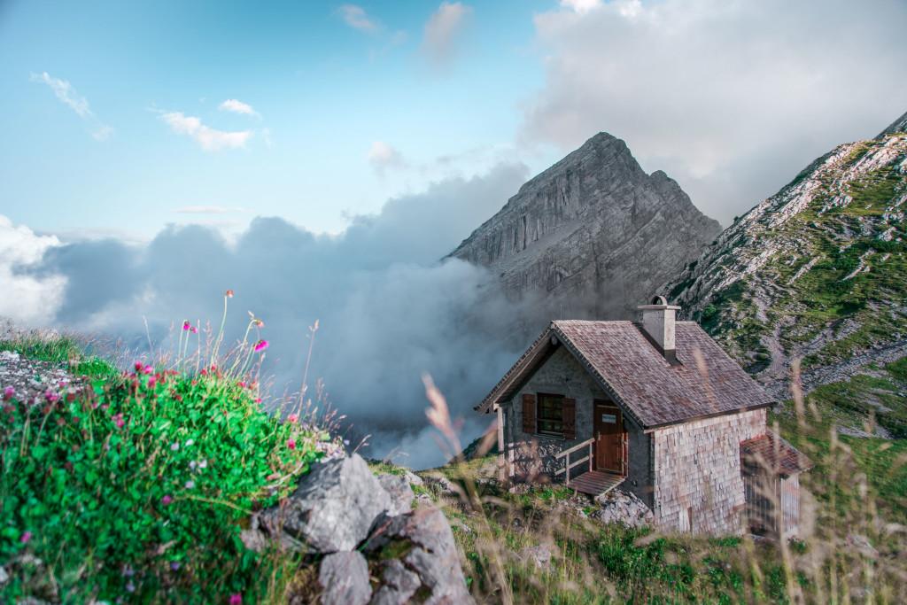 Watzmannhaus Hütte