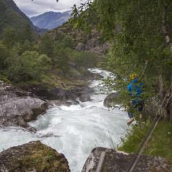 White Water Jumping Hordaland ©PhotoTravelNomads.com