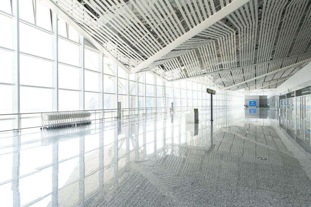 Zhangjiajie Hehua Airport T2 © PhotoTravelNomads.com