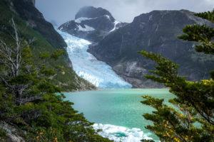 Balmaceda Glacier im Bernardo O'Higgens Nationalpark