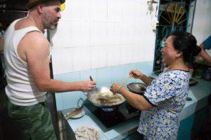 Wir kochen mit den Locals