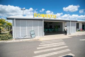Domestic Airport Terminal Nadi Airport Fidschi