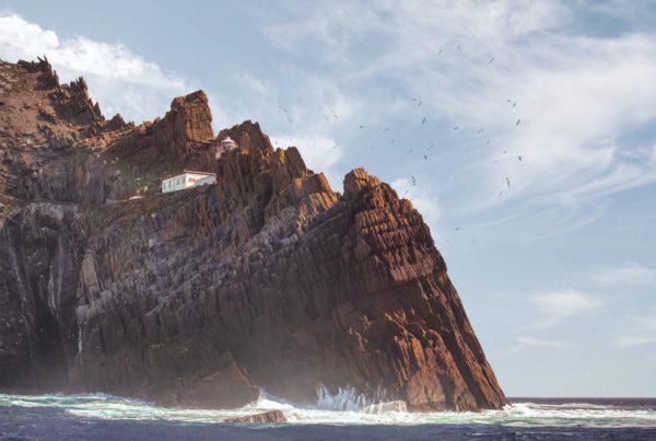 Drehort Star Wars: Das ist die Insel auf der sich Luke Skywalker versteckt ©PhotoTravelNomads