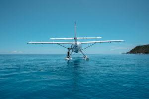 Pacific Island Air - Unser Wasserflugzeug