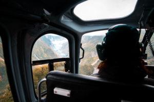 Fox Gletscher Helicopter Tour