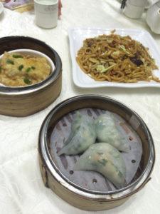 Frühstück Hong Kong