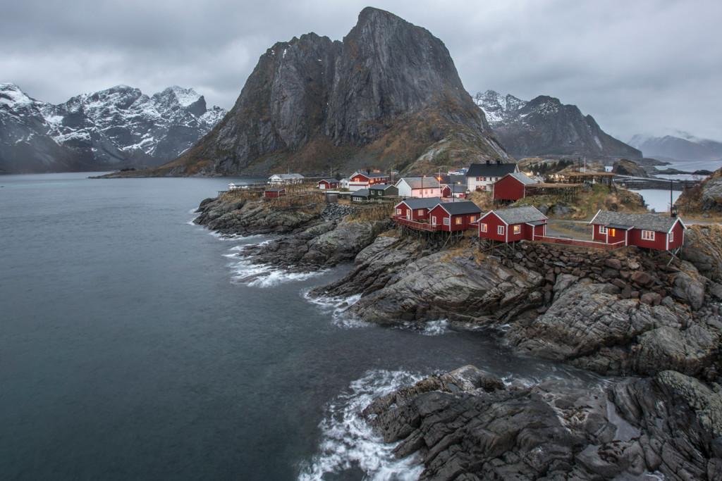 Hamnøy in den Lofoten