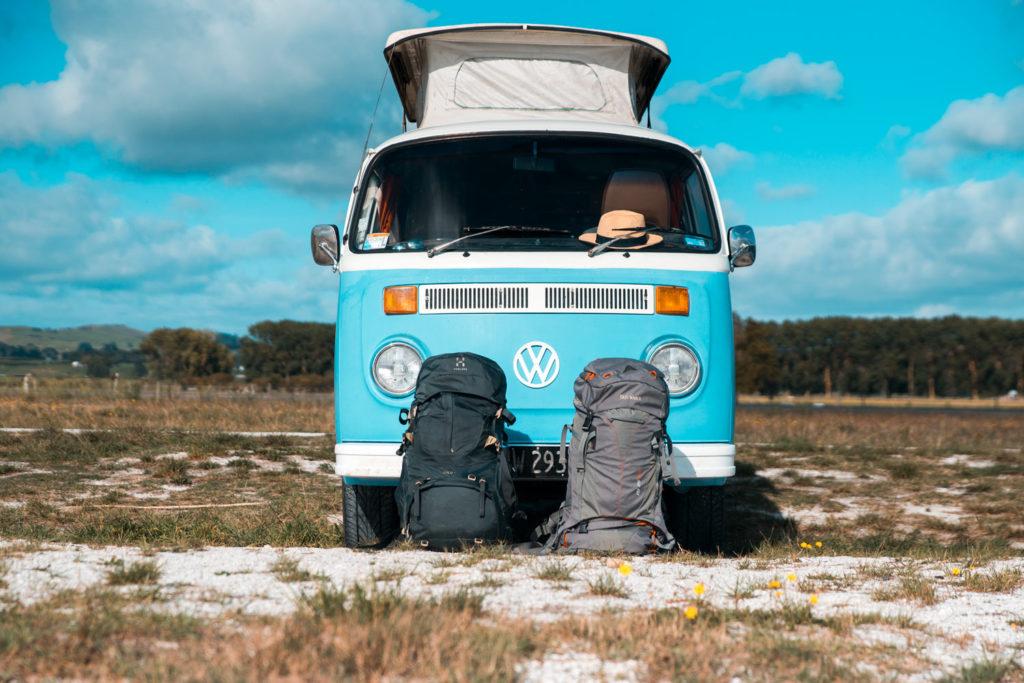 Rucksackgröße - Wie viel Liter für eine Backpack Reise brauche ich?