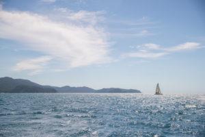 Sailing Abel Tasman
