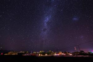 Sternenhimmel San Pedro de Atacama