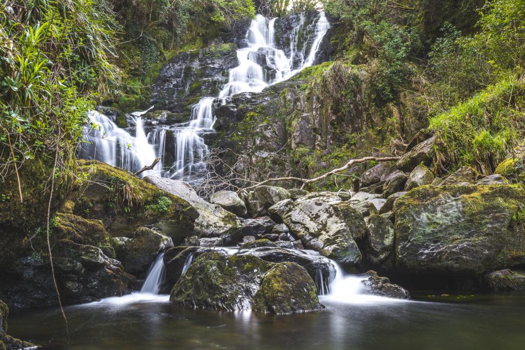 Tipps zur Landschaftsfotografie: Wasserfall fotografieren mit Langzeitbelichtung
