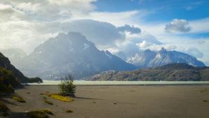 Grey Lake im Torres del Paine Nationalpark
