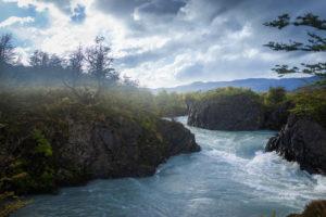 Serrano River im Torres del Paine Nationalpark