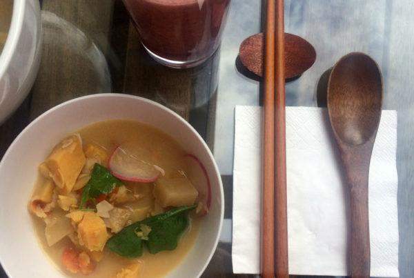Vegetarisches Restaurant Shanghai