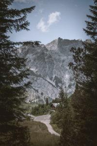 Watzmann-Umrundung: 4 Tage Wanderung am Watzmann | unsere Route