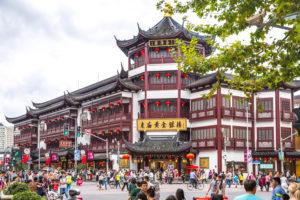 Yuyuan Old Street China