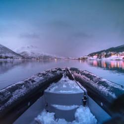 Zodiac Whale Watching Tour in Tromsø Norway